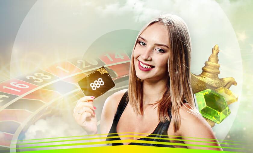 Bono de Bienvenida de 888 Casino
