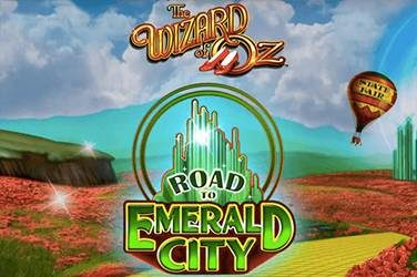 Wizard Of Oz Road To Emerald City