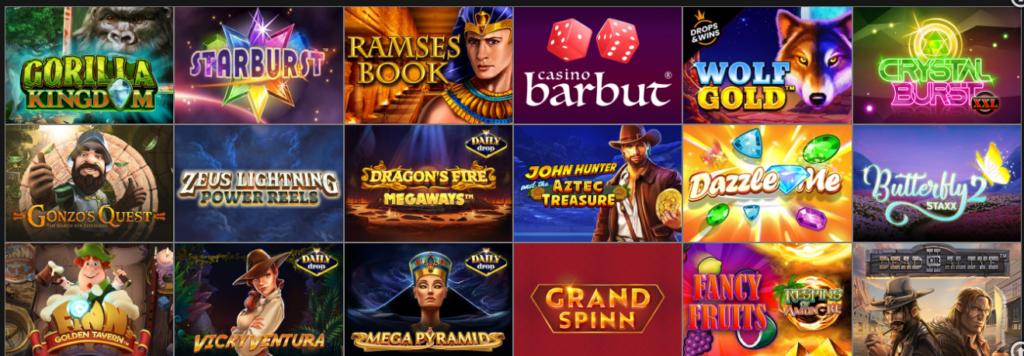 Juega, diviértete y gana con las tragamonedas online de KTO casino