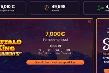 Juega gratis con los torneos de Pragmatic Play y gana dinero de verdad